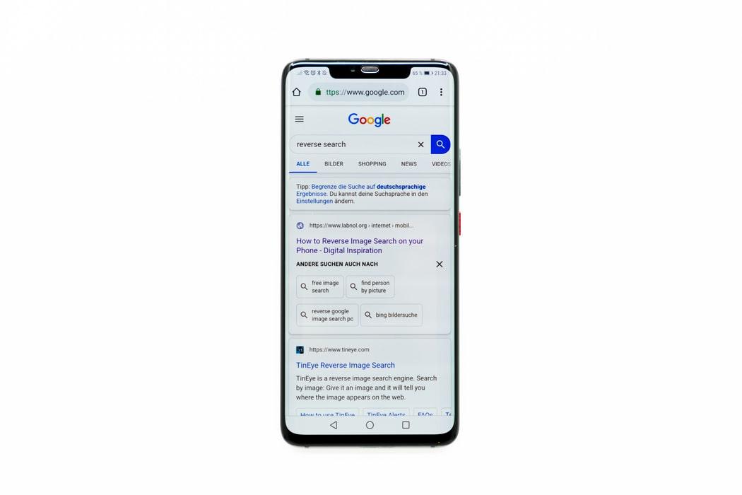Google-Reverse-Search