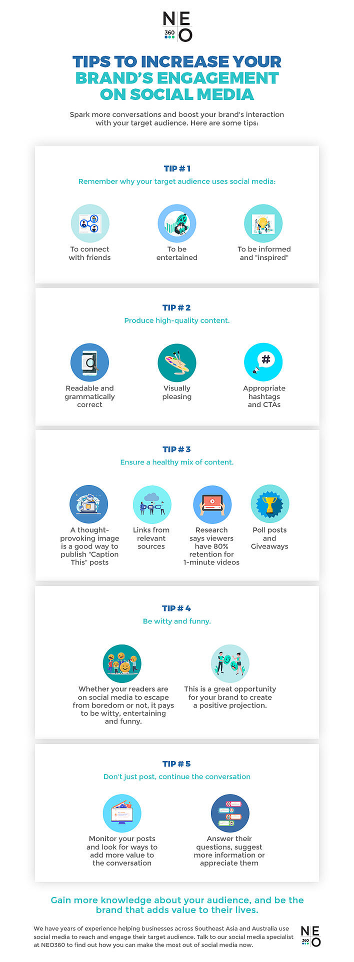 Tips-to-increase-your-brands-engagement-on-social-media-Infographic